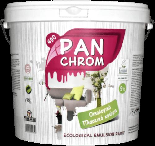 Panchrom Οικολογικό Πλαστικό Χρώμα