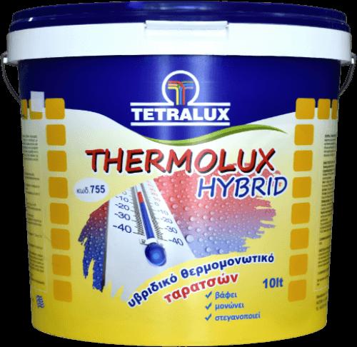 Thermolux Hybrid Υβριδικό Θερμομονωτικό Ταρατσών