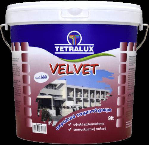 Velvet Acrylic